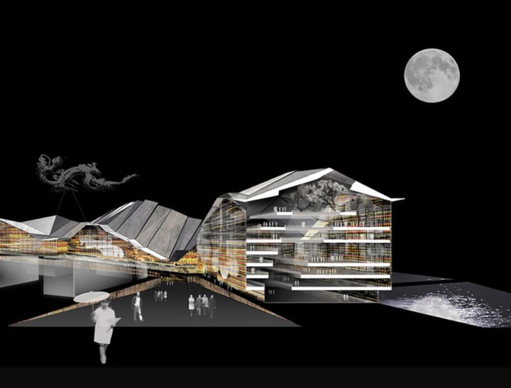 Gwangju-si South Korea  city photos : ... associati · Asian Culture Complex, Gwangju, South Korea · Divisare