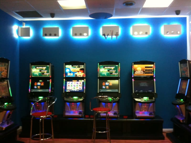 Sala slot vlt casino never win