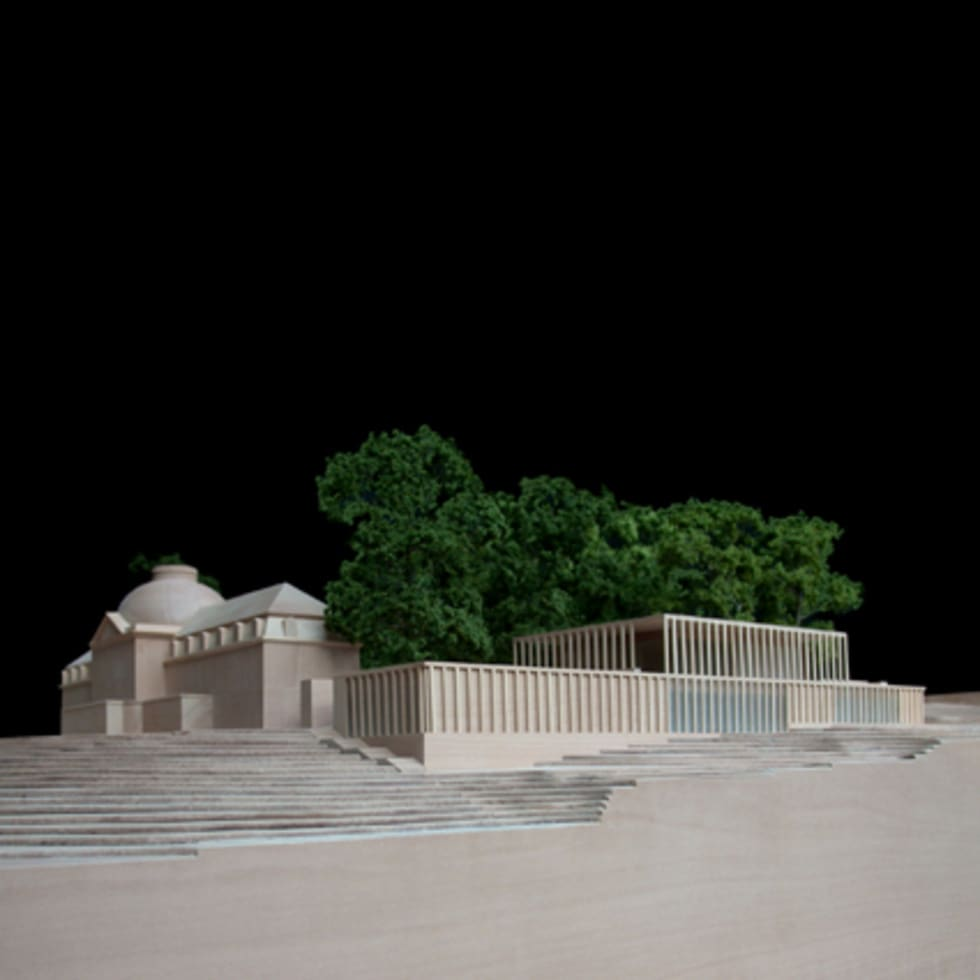 David chipperfield architects christian richters museum for Christian helfrich